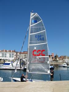 595 new sails